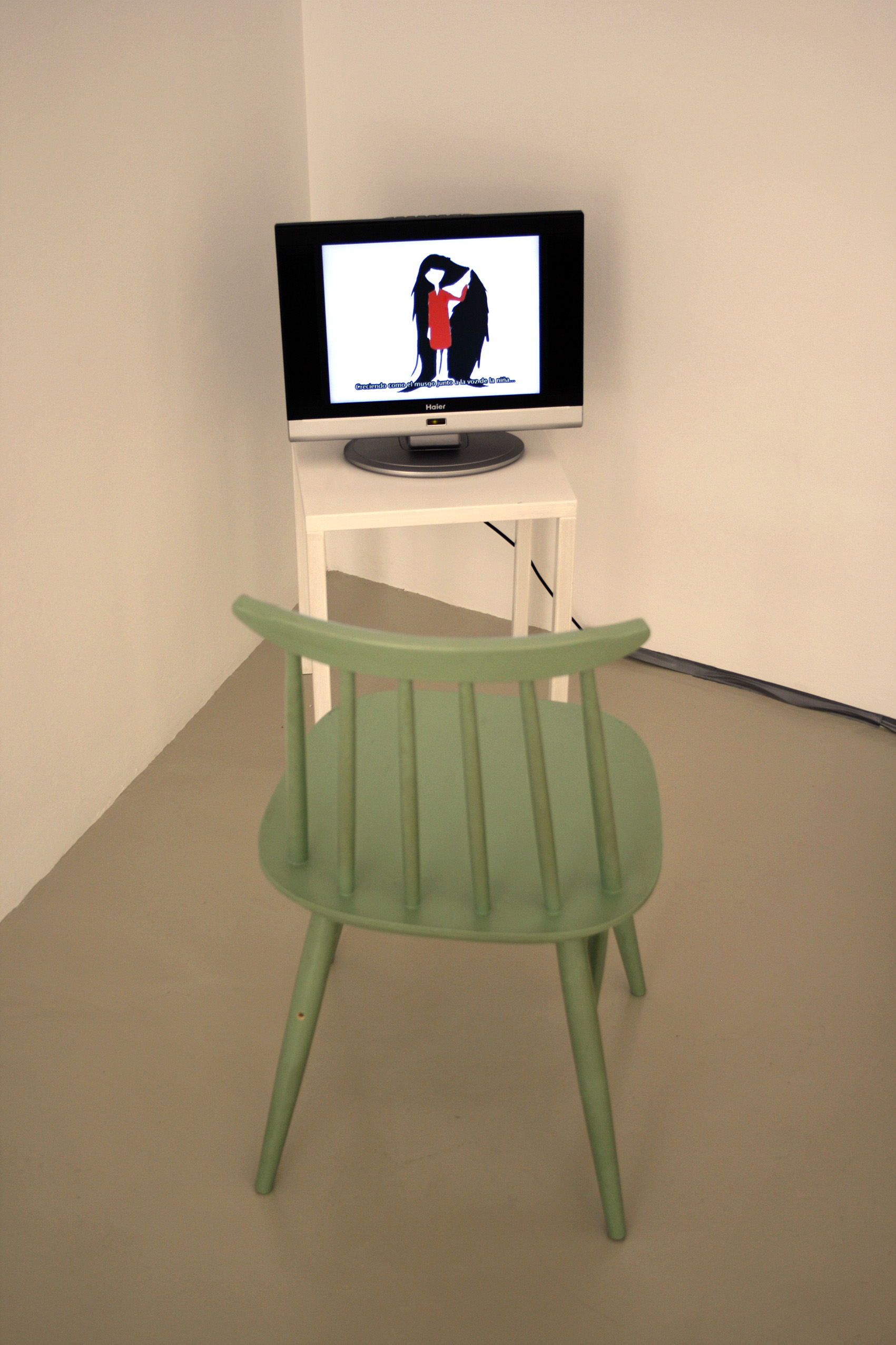 'Once Upon a Time', 2007, video digital, 6 min.