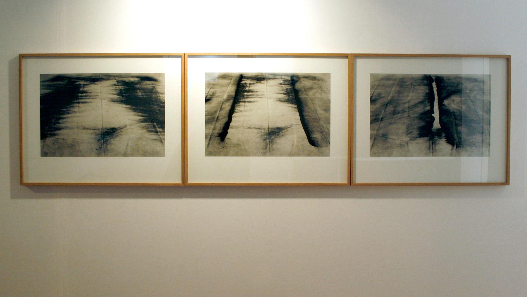 Barridas con polvo (serie: el ombligo del mundo, doc#6) (ed.3), 2008, fotografía, 71,5 x 90 cm cu.
