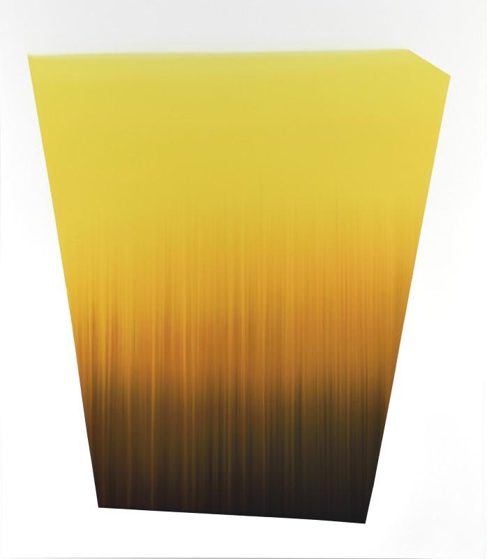 CCCIII, 2015, tinta sobre papel, 153 x 132,5 cm.