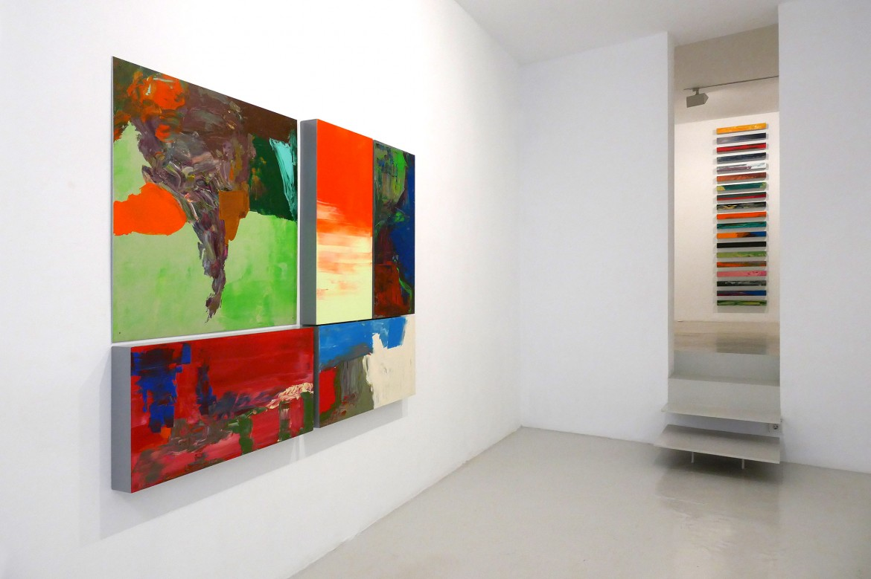 Vista de la exposicion, Palma, 2017