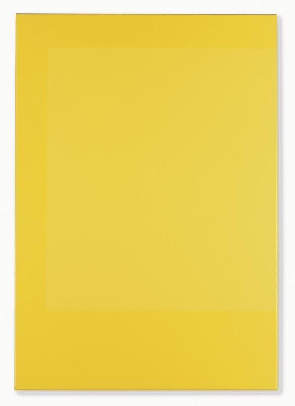 Ocre, 2015, acrilico sobre lienzo, 100 x 70 cm.