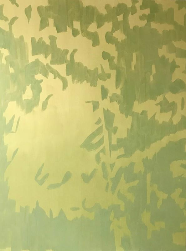 Sin titulo, 2018, acrilico sobre lienzo, 200 x 150 cm.