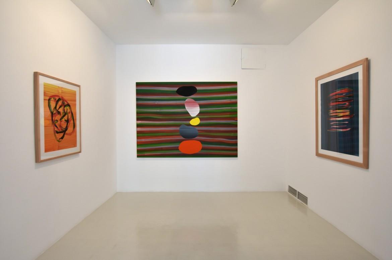 Vista de la exposicion, Galeria Maior Palma 2019