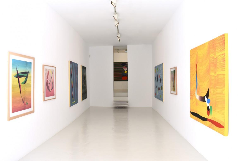 Exhibition view, Galeria Maior Palma 2019