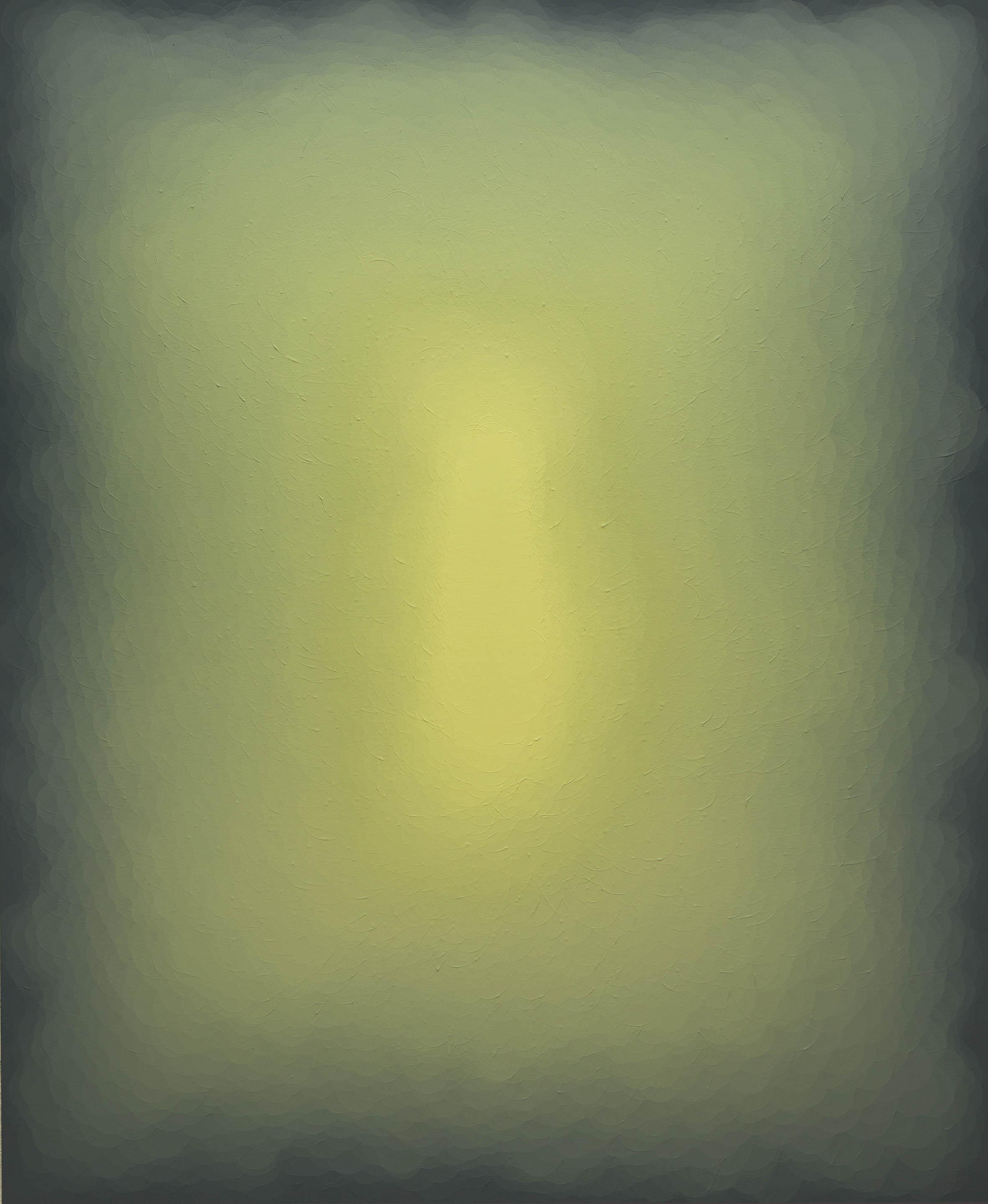 S/T, 2013, acrílico sobre lienzo, 200 x 160 cm.