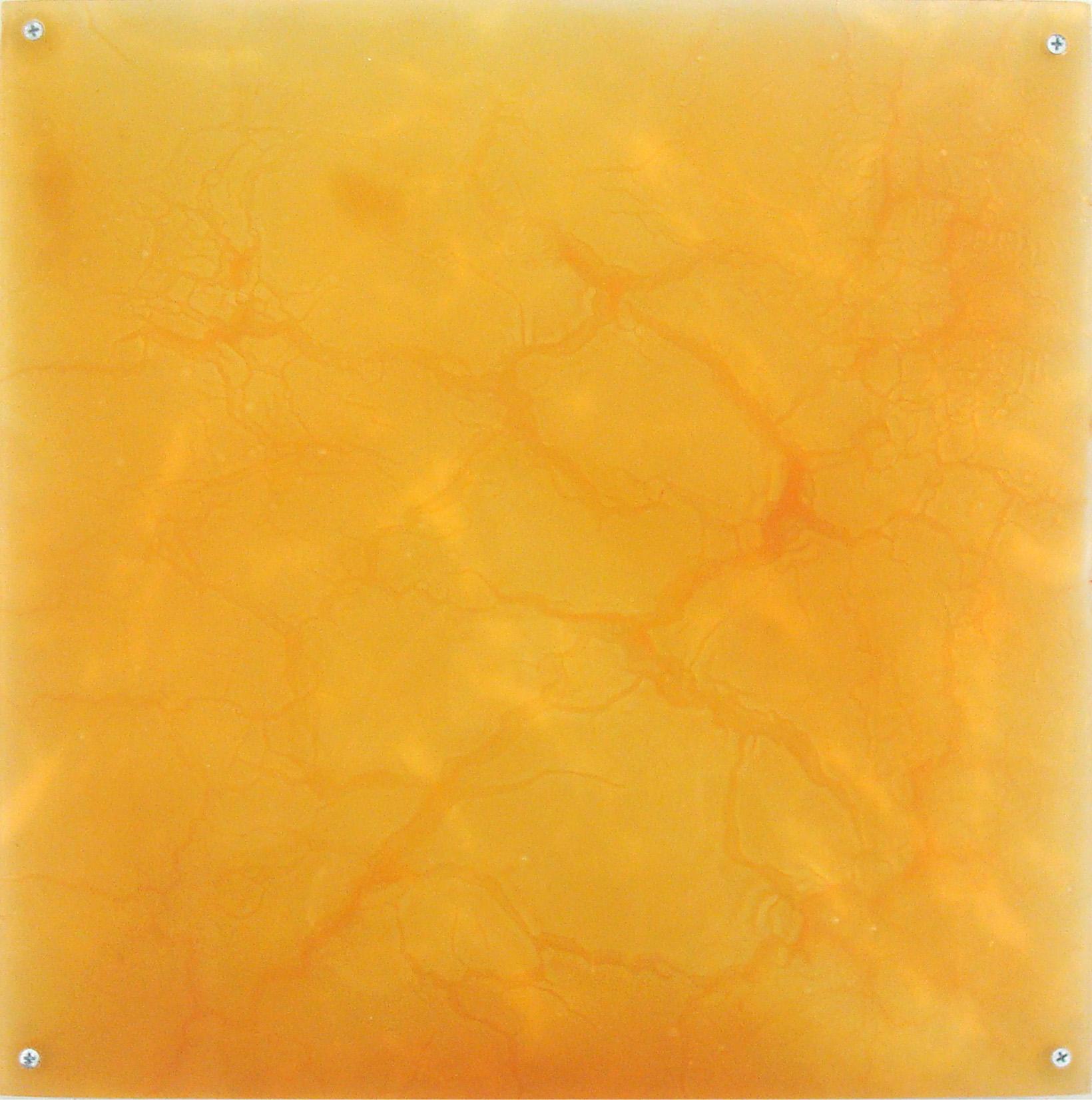 Untitled, 1994, mixed media on wood, 30 x 30 cm.