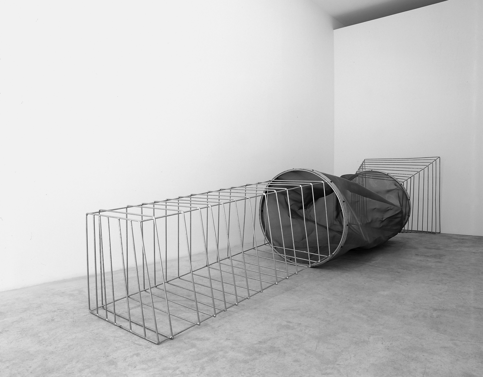 Vista de la exposición de Susana Solano, 2005