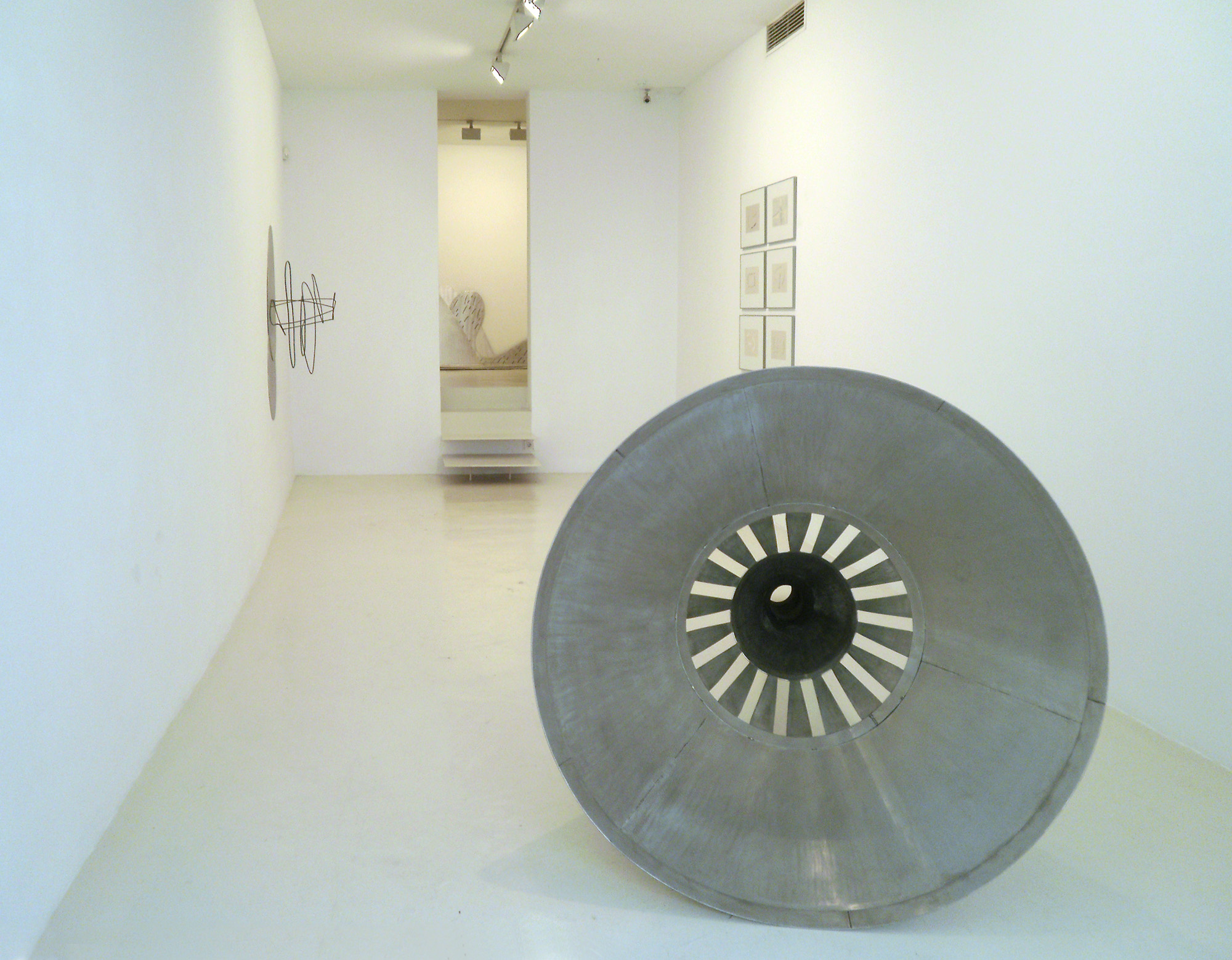 Exhibition view from Susana Solano, 2010