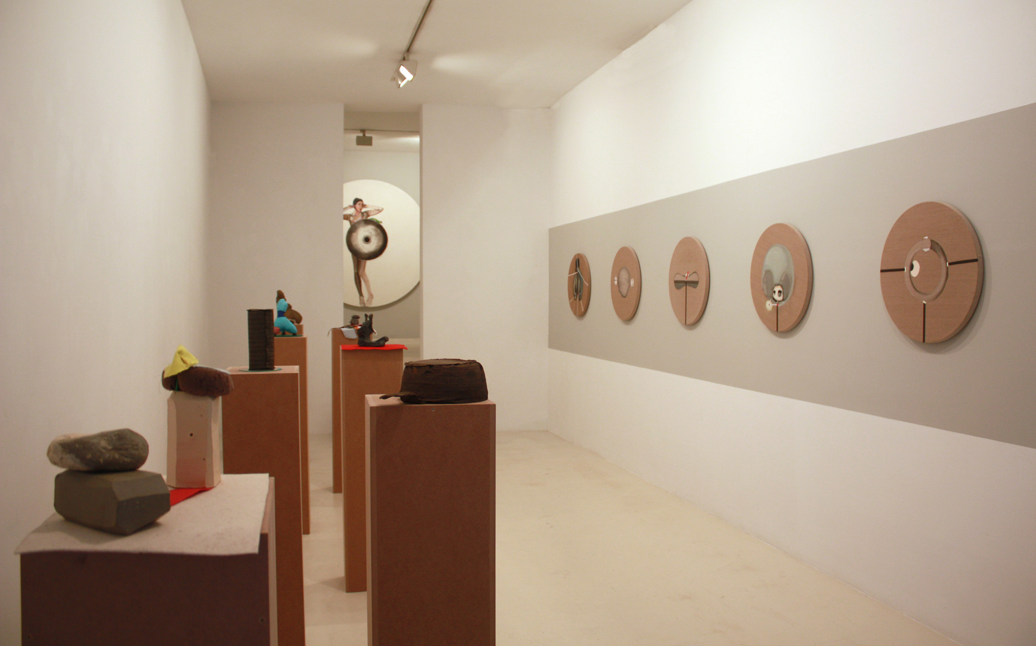 Exhibition view from Victoria Civera, 2012