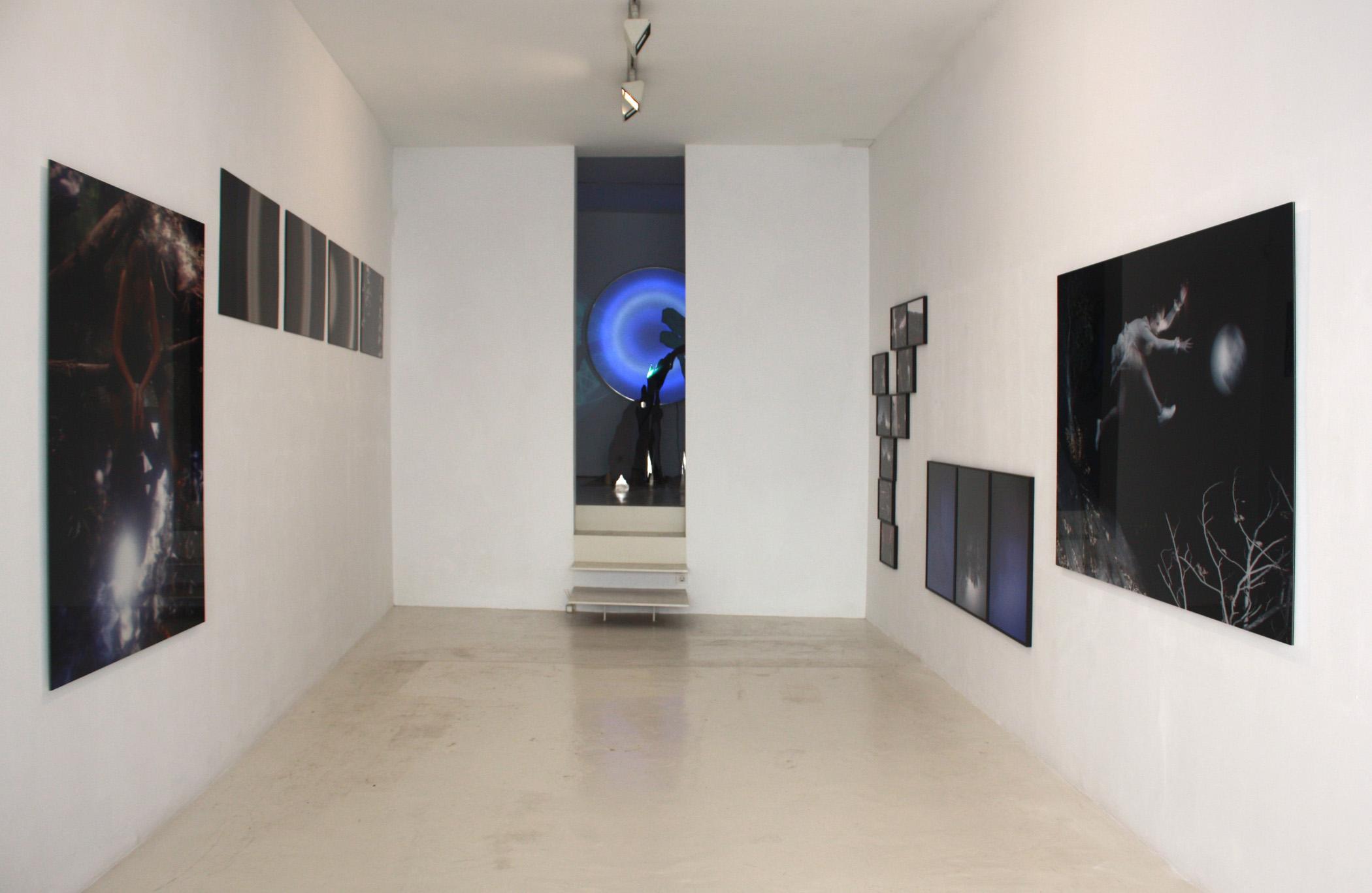 Exhibition view from Tim White-Sobieski, 2013