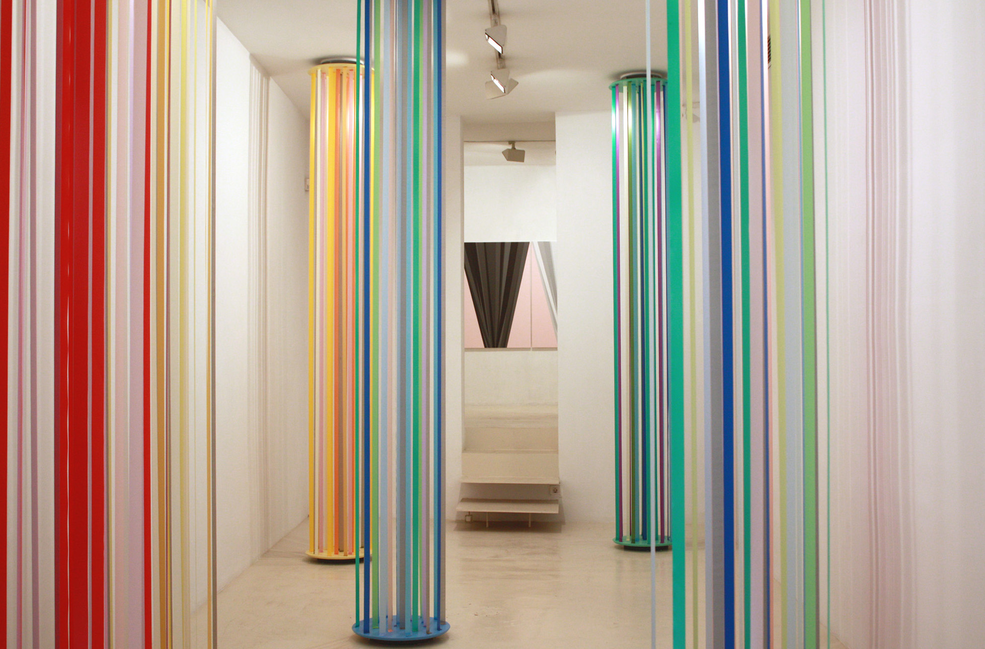 Exhibition view Memorias Imaginadas in the Galeria Maior Palma, 2013