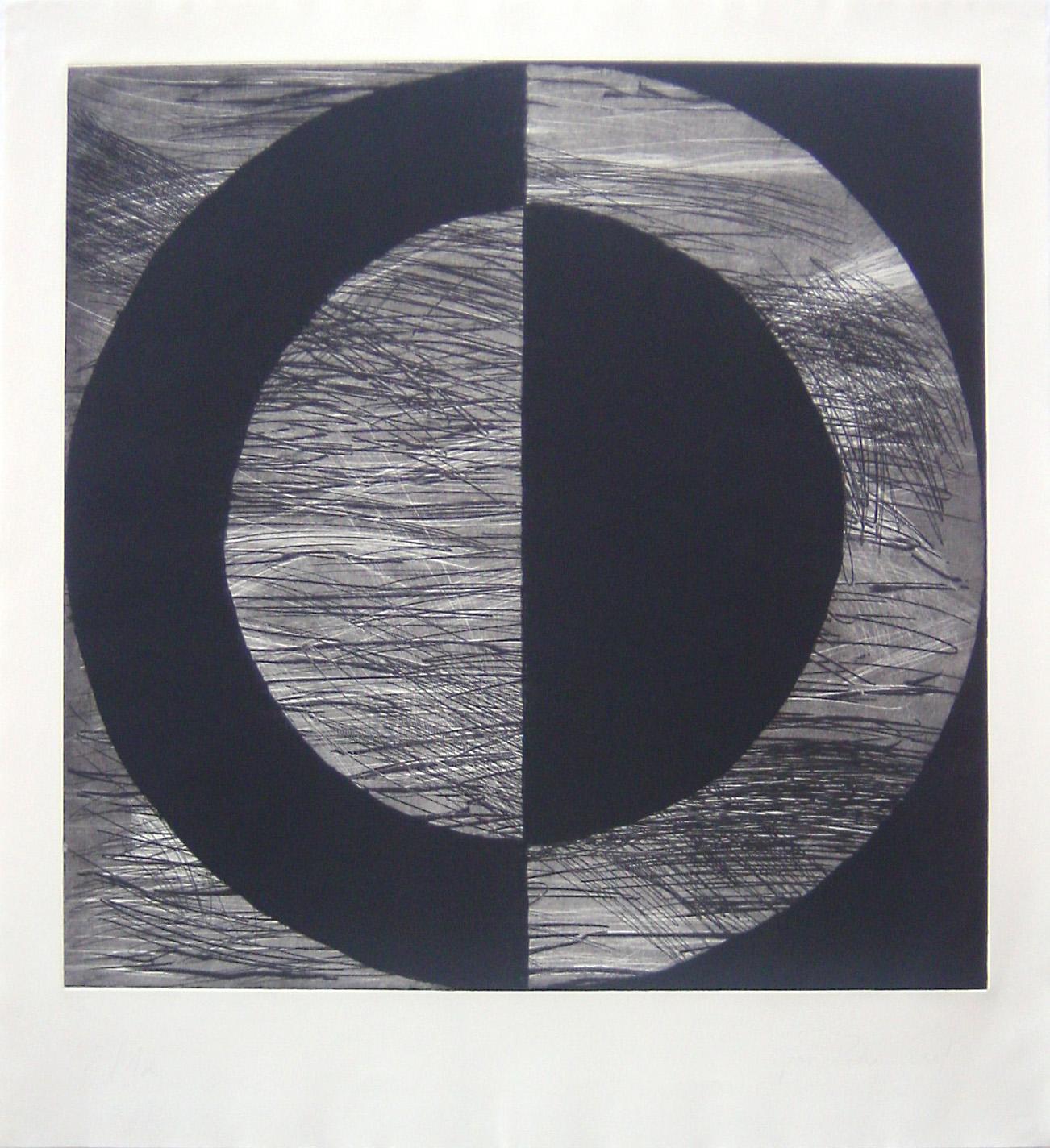 S/T, (ed.12), 1997, aguafuerte, 124 x 112,5 cm.